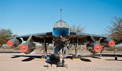 Convair B-58A Hustler Bomber (Jim Frazier) Tags: old arizona abstract classic metal museum vintage silver wings sand war shiny desert mechanical display tucson pov antique steel aviation military airplanes jet smooth january dry sunny az heavymetal exhibit symmetry historic pima equipment machinery nostalgia chrome transportation airline nostalgic historical symmetrical classical hustler machines airforce combat bomber perpendicular centered q3 airliner apparatus usairforce devices aircrafts supersonic warfare convair b58 pimaairmuseum headon pimaairandspacemuseum centralperspective 2013 pimacounty gloriousnoise ldfebruary jimfraziercom wmembed ld2013 2013010203pima