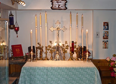Catholic Altar ( -*- RhOn -*-  ||o||) Tags: