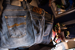 Denim. (rcmatibag) Tags: denim apc premium nudies rrl