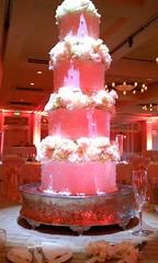 Cake Pinspotting - Pink Lighting