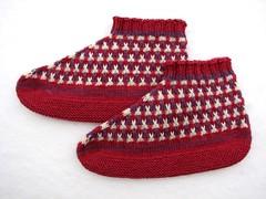 2013.02.10. tossukat n. 40-41 00m (villanne123) Tags: socks slippers sukat 2013 tossut tossukat