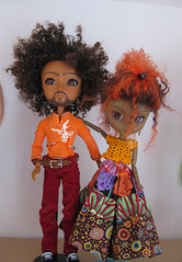 Mathilda & Antonio (Capt. Peter) Tags: sol japan heidi doll pullip denise antonio mathilda azrael kain junplanning taeyang nahhato ryona anotheralice grooveinc lunatokidoki