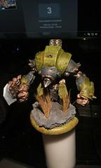 Khador Juggernaut (Camper_Bob) Tags: painting miniatures juggernaut warmachine cygnar khador heavyjack