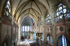 DSC01355 (Catalog of Culture) Tags: old city urban building philadelphia church decay sony explore philly urbex nex