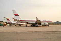DSC_0614 (yackshack) Tags: travel plane airport nikon asia asien north korea explore pyongyang corea dprk coreadelnorte nordkorea airkoryo d5000 coredunord coreadelnord   pjngjang dvrk