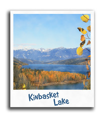 943-03 (Joe-Lynn Design) Tags: mountain lake photomanipulation rockymountains kinbasket