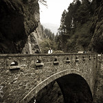 Stone Bridge with Girl thumbnail