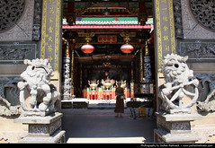 Kheng Hock Keong, Yangon, Myanmar (JH_1982) Tags: travel travelling canon religious temple eos buddha yangon burma buddhist religion chinese buddhism exotic myanmar traveling spiritual tamron birma rangoon hock 18mm kheng birmanie keong ミャンマー birmania 缅甸 270mm myanma 미얀마 rangun 60d мьянма म्यान्मार mjanma jochenhertweck ประเทศพม่า