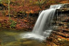 Lost Falls (the waterfallhunter) Tags: desotostatepark dekalbcounty fortpaynealabama lostfalls alabamastateparkslaurelfalls