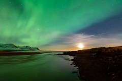 _MG_4926 (Federico Giovannini Photography) Tags: iceland iceberg northernlights vulcano jokulsarlon islanda auroraboreale