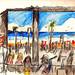 VAN GOGH AND VAN GOSH AT VENICE BEACH