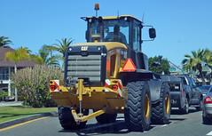 CAT Bulldozer (Photo Nut 2011) Tags: california cat truck sandiego pickup caterpillar coronado bulldozer orangeavenue 930k