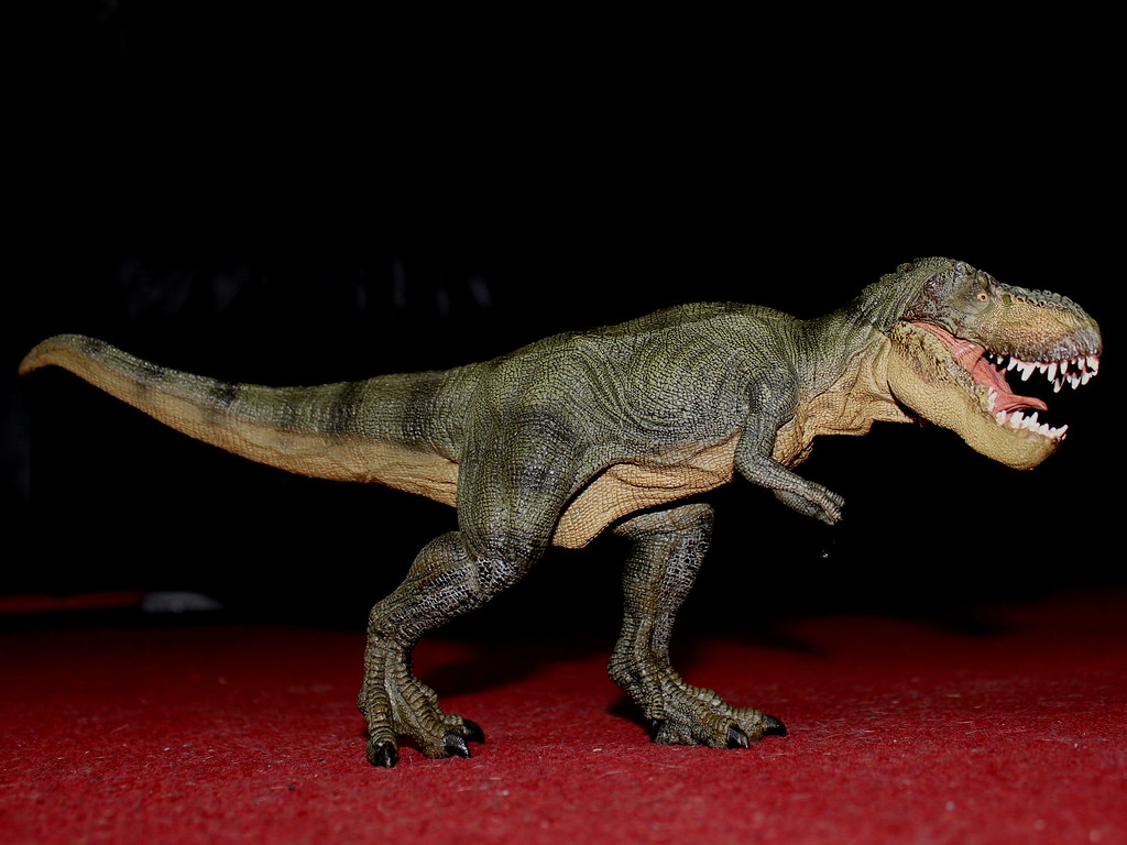 Tyrannosaurus rex research paper