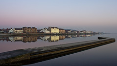 West Kirby reflections (Paul Farrell 2013) Tags: reflections day clear westkirby