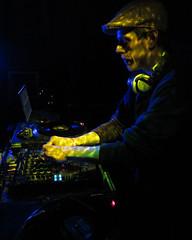 IMG_8925 (Dan Correia) Tags: drumnbass lights blacklight dj mixer turntables reflection laptop macbookpro macintosh seratoscratch kaesharp topv111 topv333 addme500 topv555 topv777 topv999 addme1000