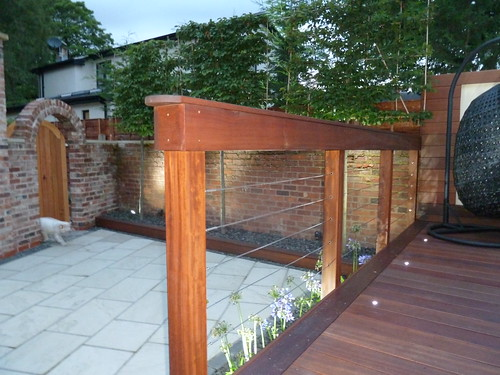 Landscaping and Garden Lighting Wilmslow Image 4
