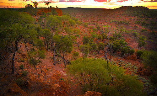 Baldy Tops, Quilpie, Queensland