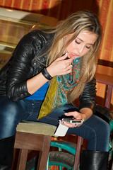 DSC01753.jpg (k00pash) Tags: portrait girl minolta beercan blonde a550