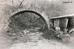 Tsaritsani (kzappaster) Tags: bridge sepia samsung greece pancake 16mm larissa ifn elassona stonebridge nx ruby3 thessaly mirrorless tsaritsani nx100 samsungnx samsungnx100 compactsystemcamera 16mmf24