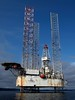 The Galaxy 2 (ccgd) Tags: scotland highlands galaxy rig oil cromarty oilrig jackup
