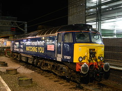 57307 DRS stabled at Stafford 02/04/2013 (37686) Tags: stafford drs 57307 stabled 02042013