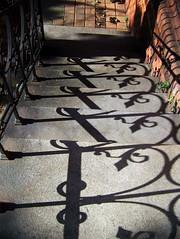 moravia 10 (ondey) Tags: shadow church marie stairs stair stairway staircase karel kostel moravia morava panny stín schody breclav weinbrenner břeclav schodiště lundenburg navštívení poštorná