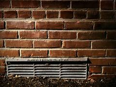 Vent (carrie120505) Tags: brick vent northampton massachusetts bricks brickwall northamptonmassachusetts