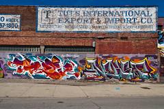 trav nekst msk (ExcuseMySarcasm) Tags: streetart graffiti michigan unitedstatesofamerica detroit msk trav nekst guerrillaart excusemysarcasm