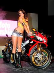 ExMo2012_1058 (Pancho S) Tags: girls woman cute sexy girl beauty mujer model chica femme models modelos modelo sensual motorcycle chicas mujeres filles belleza motos expos bellezas sensualidad motocicletas modle modello motofashion expomoto