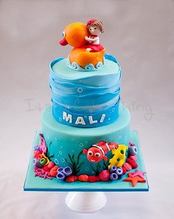 Mali's duck and Nemo
