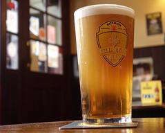 Bateman's Yella Belly Gold - Lincoln, UK (Neil Pulling) Tags: uk beer pub lincoln bier biere realale pivo batemans britishbeer treatyofcommerce gbg2013 treatyofcommercelincoln batemansyellabellygold