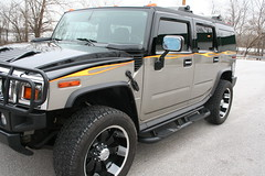 """2003 Hummer • <a style=""""font-size:0.8em;"""" href=""""http://www.flickr.com/photos/85572005@N00/8643691424/"""" target=""""_blank"""">View on Flickr</a>"""