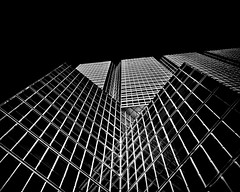 No 150 King St W Toronto Canada (thelearningcurvedotca) Tags: street city light urban blackandwhite toronto ontario canada abstract reflection building texture geometric window glass lines metal wall architecture photoshop square outdoors mirror design downtown experimental gallery pattern exterior outdoor metallic background steel perspective canadian structure minimal environment concept lightroom kingst iamcanadian bsquare bwemotions linescurves blackwhitephotos bej true2bw cans2s blackandwhiteonly wwwareamagazinecom bwartaward yourphototips briancarson blogtophoto thelearningcurvephotography wwwthelearningcurveca