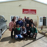 "Group photo at the border <a style=""margin-left:10px; font-size:0.8em;"" href=""http://www.flickr.com/photos/59134591@N00/8646878171/"" target=""_blank"">@flickr</a>"