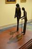 Ultrasound (MTSOfan) Tags: death poem shadows birth pregnancy alzheimers dementia resurrection originalpoem sculptureyesterdaysshadows sculptorjimmcginniss sculptureatdoylestownhospital