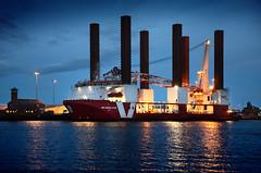 MPI Resolution, Port of Sunderland (DM Allan) Tags: offshore wear resolution windfarms sunderland mpi wearside