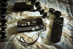 Camera Panasonic Lumix  Tz20 (simbiosc) Tags: camera lumix nikon panasonic tripode jyc giottos joby rotula intervalometro tz20 simbiosc