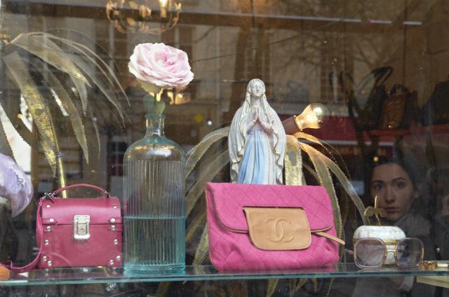 Paris Marais Shop