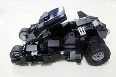 LEGO MOC Battumbler (Steven Weng) Tags: canon lego bat batman tumbler eosm