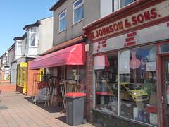 H Johnson & Sons, 85 Upper Aughton Road, Birkdale, Southport, Merseyside PR8 5ND (mrrobertwade (wadey)) Tags: seaside lancashire southport merseyside wadey