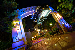 Hollywood Studios: Rock 'n' Roller Coaster Starring Aerosmith (Hamilton!) Tags: world vacation rock night zeiss bay long exposure ride florida sony tripod hamilton wide disney resort hollywood carl roller vista roll studios walt coaster za ultrawide ultra hdr gitzo slt aerosmith buena 1635 uwa a99 variosonnart281635 pytluk