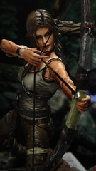 Tomb Raider: Lara Croft (advocatepinoy) Tags: play sony tomb arts collection videogames nerds gaming lara croft filipino squareenix dioramas ps3 raider toyphotography toycollection acba toyreviews playartskai articulatedcomicbookart advocatepinoy advocate928 pinoytoykolektors