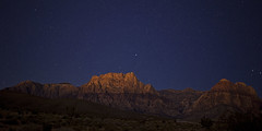02129-48-Star Light Star Bright-2 (Jim Vegas Cowboy) Tags: redrockcanyon usa southwest nature night america landscape star lowlight desert lasvegas nevada noflash mojavedesert