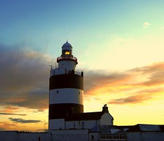 Hook Head Lighthouse at Twilight (murtphillips) Tags: photomix mygearandme mygearandmepremium tplringexcellence photographyforrecreation bestevergoldenartists vigilantphotographersunite