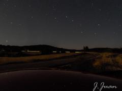 226 de 365 Osa Mayor (pico_de_la_miel) Tags: osamayor estrellas cieloestrellado largaexposicin longexposure nocturna proyecto365photos