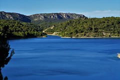 Le Barrage de Bimont 73 (marie_marchi) Tags: france aixenprovence barrage saintevictoire bimont