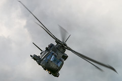 Royal Navy Commando Helicopter Force Merlin HC3/3A (Sam Wise) Tags: station marine force air navy royal somerset helicopter merlin british naval forces commando armed yeovilton junglie aw101