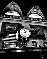 Time (Ricardas Jarmalavicius) Tags: instagramapp square squareformat iphoneography uploaded:by=instagram blackandwhite monochrome black background architecture flickrfriday flickrheroes flickr 121clicks adorenoir popphotocom photooftheday station grandcentralstation usa grandcentralterminal newyork manhattan nyc instagram worldphotoday diamundialdelafotografia iphone6s
