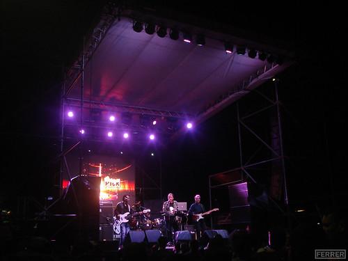 Moby Dick & Gillman en PDVSA La Estancia Sede Maracaibo: Banda Moby Dick - 1/3. -
