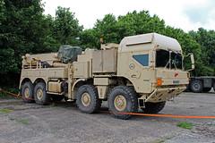T.J. Neate Copyrighted Photograph (Neatescale) Tags: man recovery reme salisburyplain spta trucks